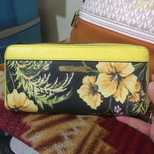 Michaela Floral Wallet