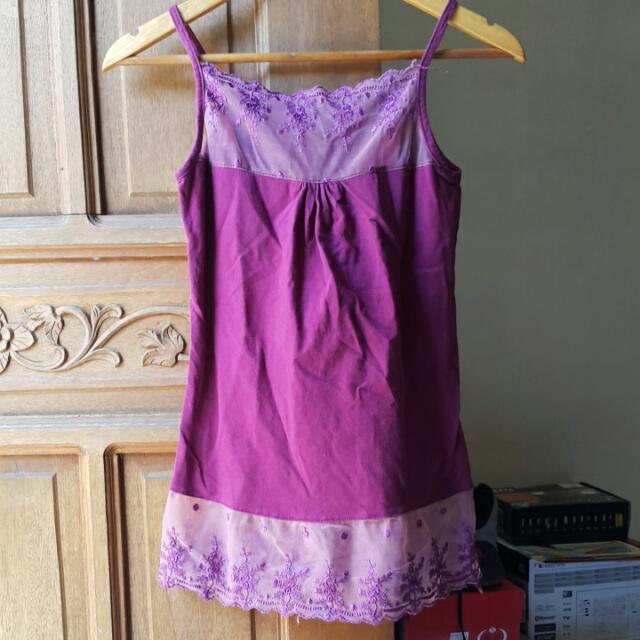 Mini Dress Lingerie