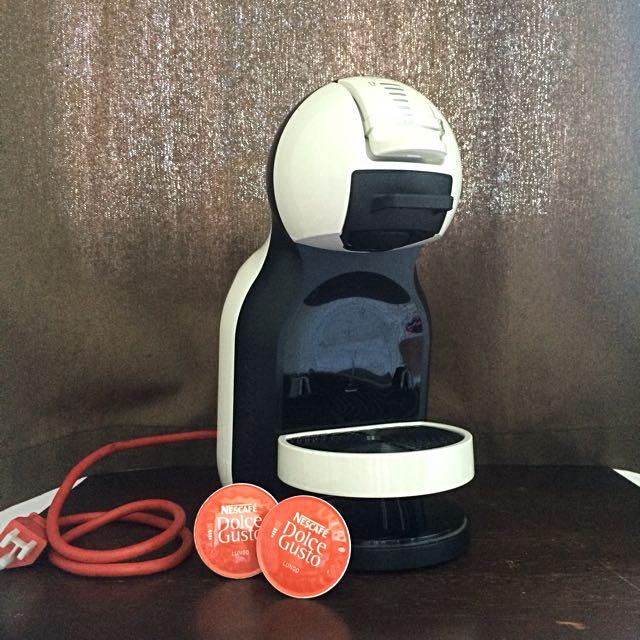Mini-Me Dolce Gusto Nescafé Machine