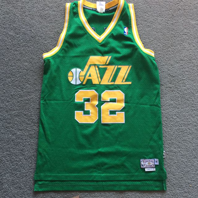 NBA Jazz Jersey Malone 32