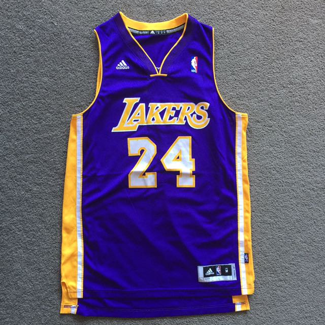 NBA Lakers Jersey Bryant 24