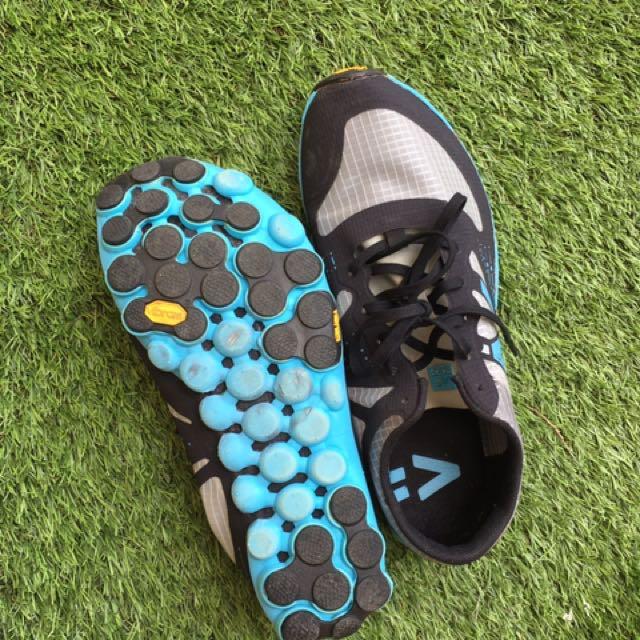 New Balance Minimus Running Shoes Blue Womens US Size 10