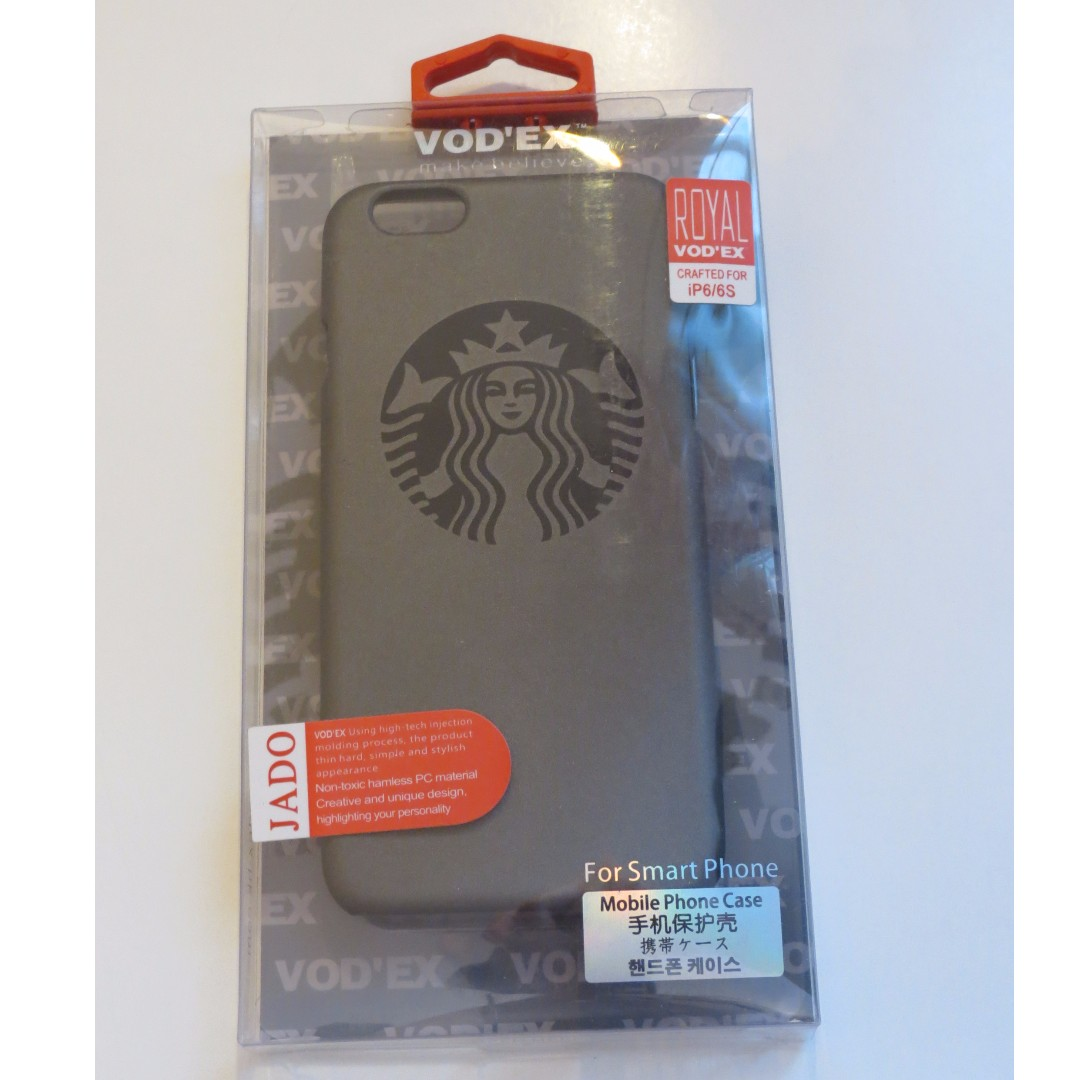 New iPhone 6 case Starbucks