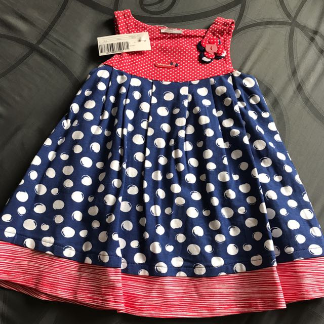 New With Tag Dress Tutto Piccolosize 4 Years