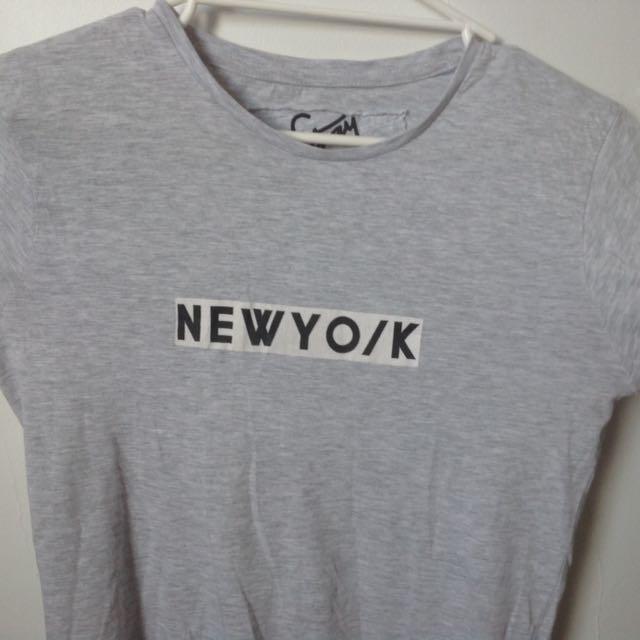 New York Long Sleeve
