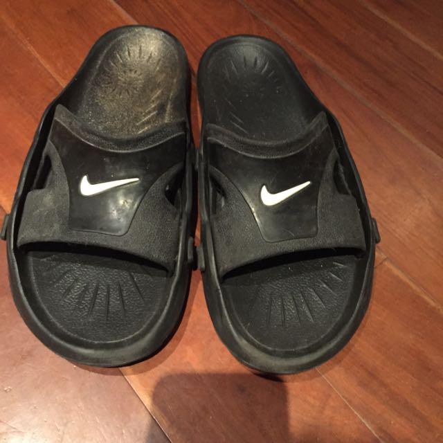 Nike 籃球 拖鞋