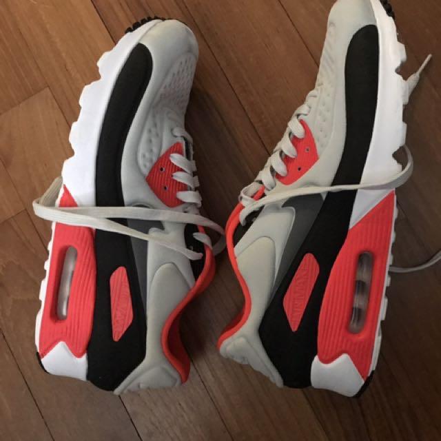 0fce8a96148 ... sweden nike air max 90 nmd adidas saucony ascis mens fashion footwear  on carousell a8824 dd475