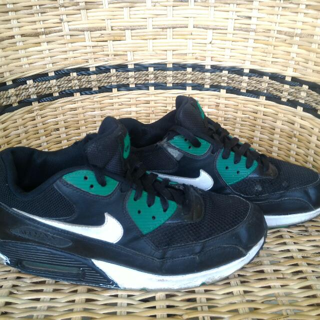 Nike Airmax 90 Essential Lucid Green, Men's Fashion, Men's