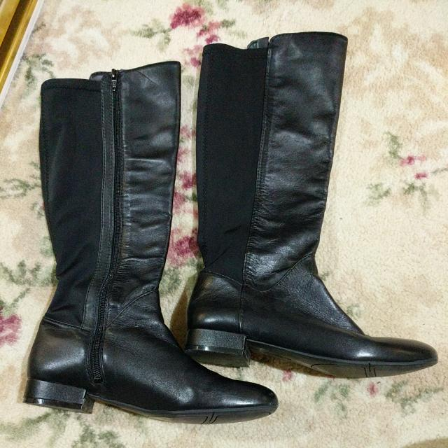 Nine West High Boots (Size 7/38)