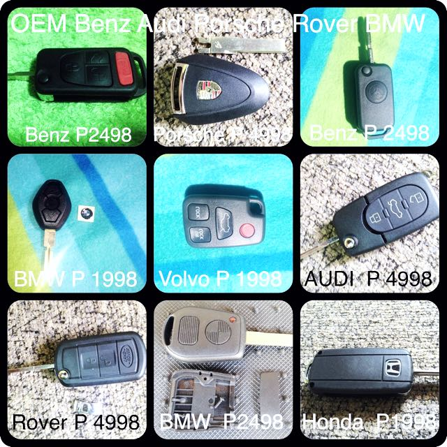 OEM Keys
