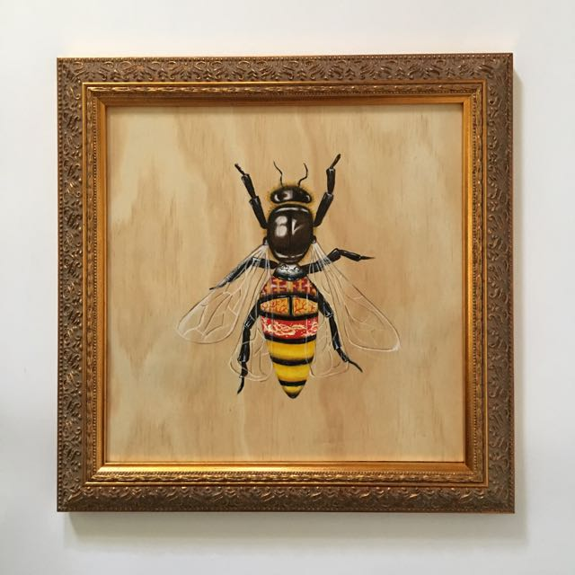 ORIGINAL 'Queen Bee' Artwork