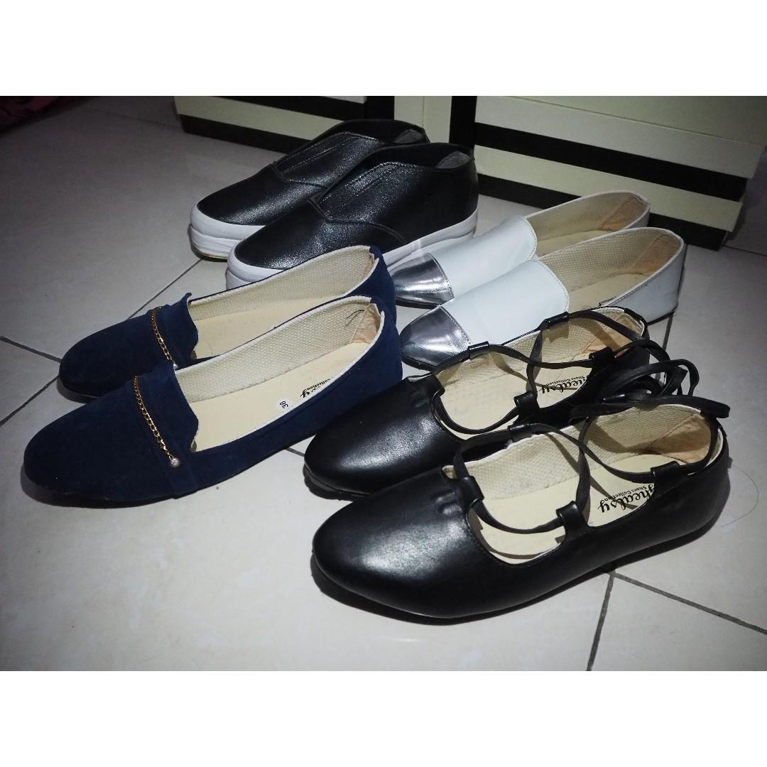Paket 4 Sepatu