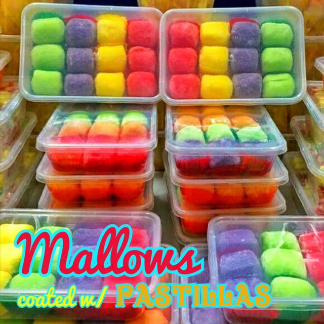 Pastillas Marshmallows