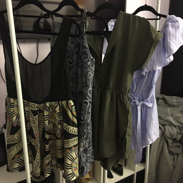 PLAYSUITS $10-$20