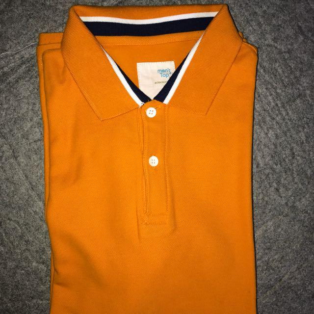 Polo shirt Mens Top