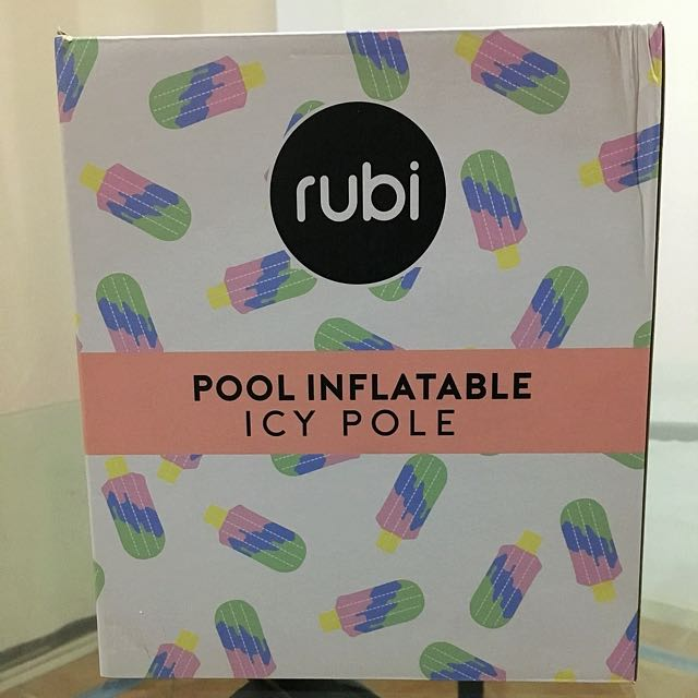 Pool Inflatable Icy Pole