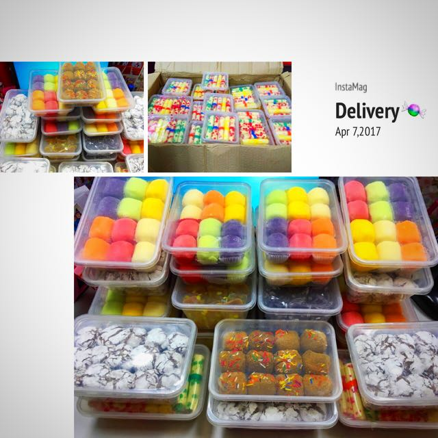 Pre Ordered Sweets🍬🍥🍬
