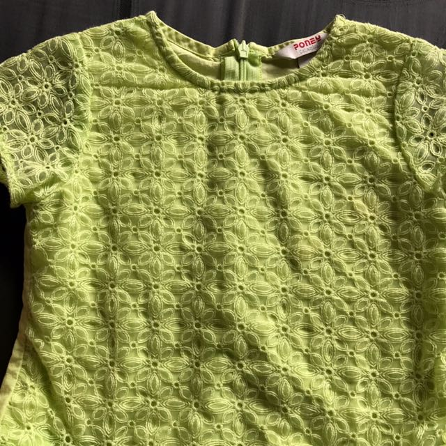 Preloved Like New Poney Dress Size 2-3 Tahun