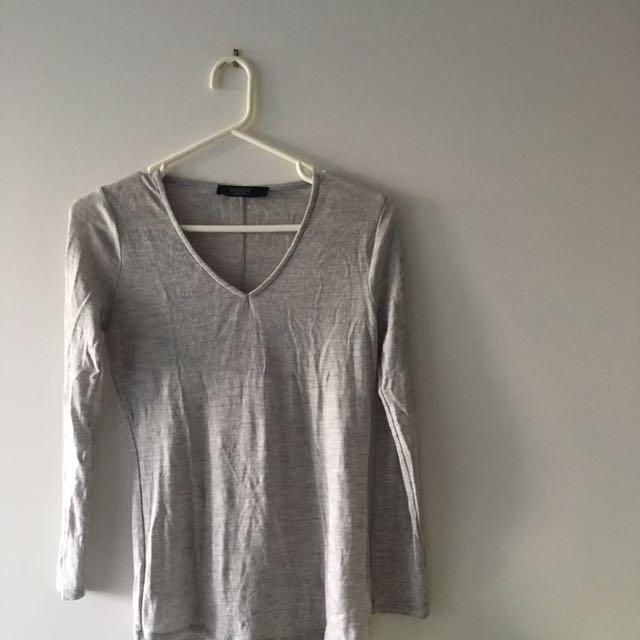 Preloved Merino Wool Knitwear S