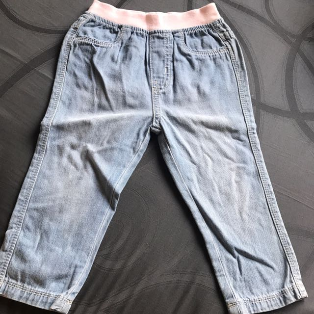 Prewashed Only Mothercare Jeans Size 12-18 Month