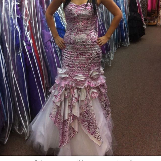 Prom dress Size Four