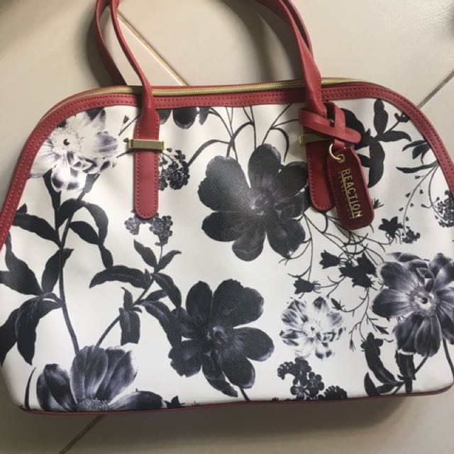 REPRICED!!!Reaction By Kenneth Cole Bag