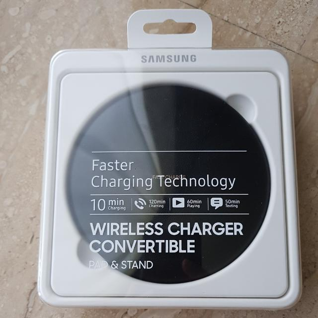 SAMSUNG WIRELESS CHARGER MODEL TERBARU