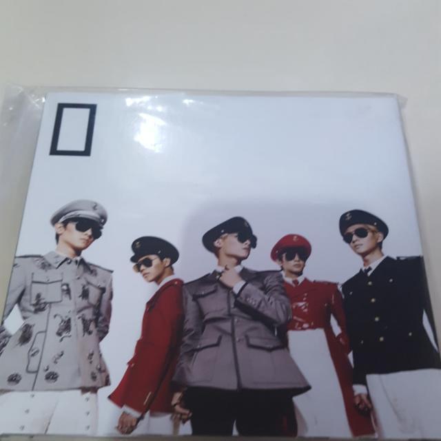 SHINee Everybody Album ORI