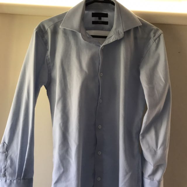 Shirt- Mans Tailored To Women's Fit