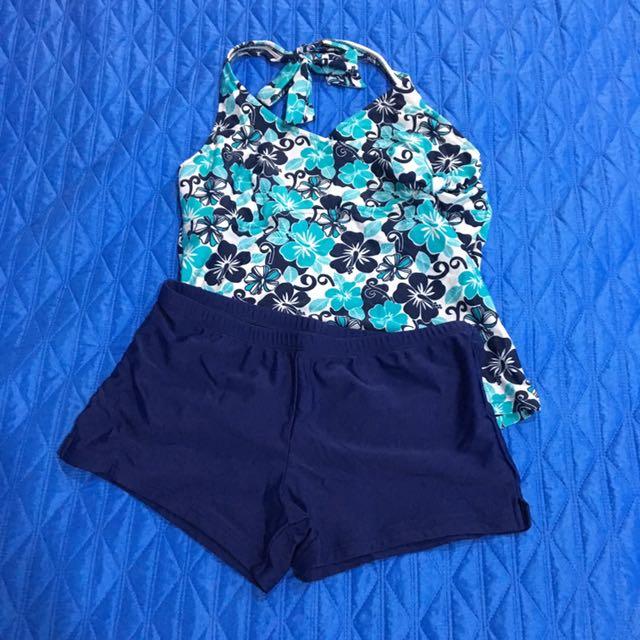 Sogo 2-Piece Halter Swimsuit