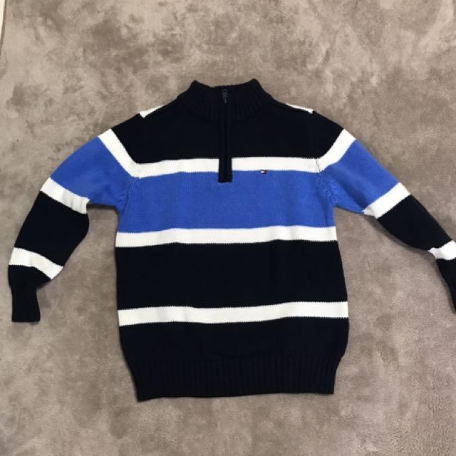 Tony 條紋毛衣(2T)