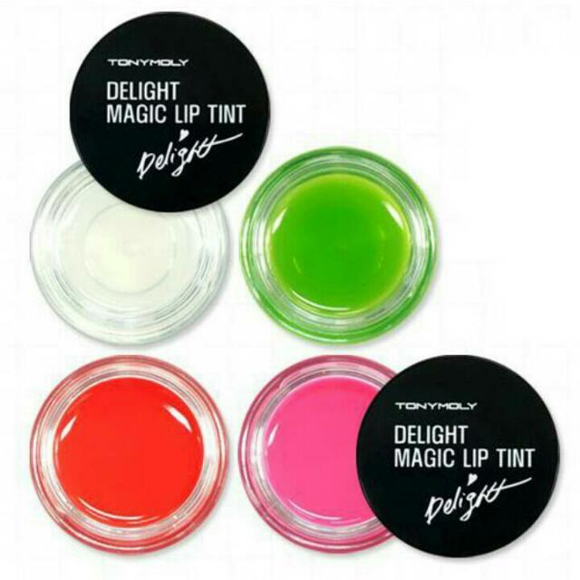 Tonymoly Delight Magic Liptint