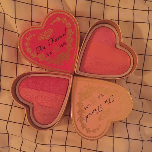 Two Faced Sweethearts Blush