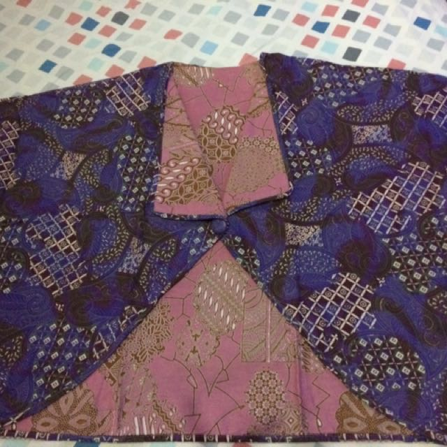 Two side bolero batwing batik jogja...❤