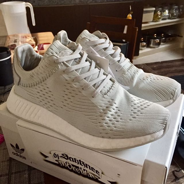 (US8.5) Adidas NMD_R2 x Wings+Horns
