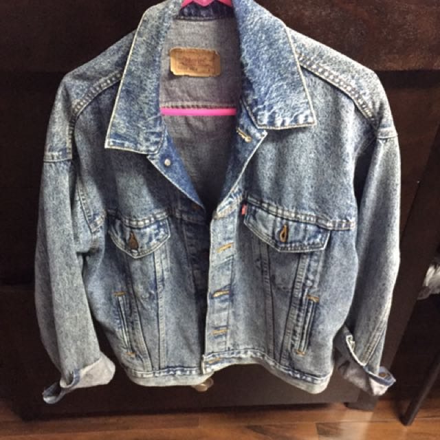 Vintage Levi's Jean Jacket