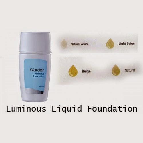 WARDAH LUMINOUS LIQUID FOUNDATION Health Beauty Makeup On Carousell
