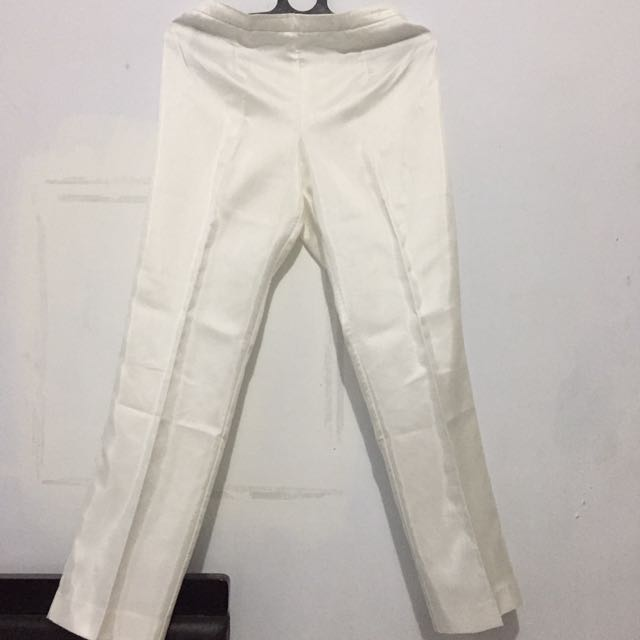 White Pants by MINT