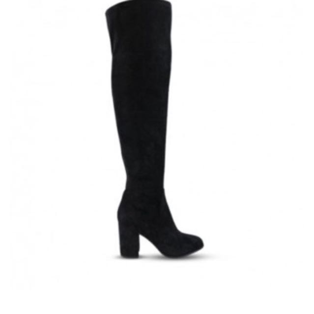 WITTNER OVER THE KNEE LONG BOOTS