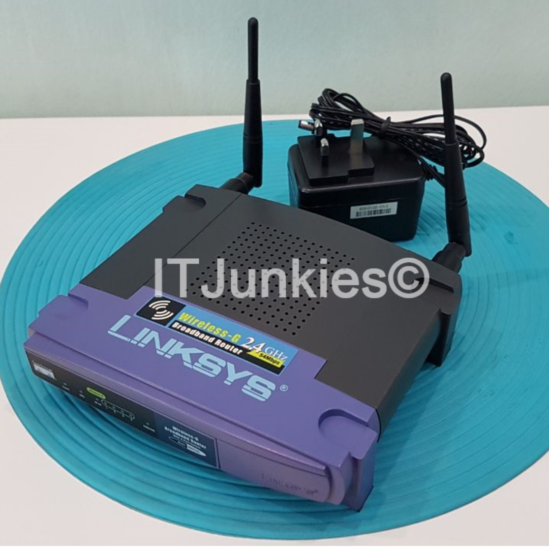 Linksys Wireless Router  DDWRT, Electronics, Computer Parts