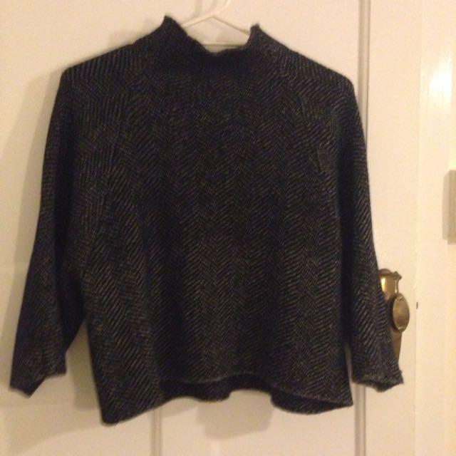 Zara Knit Crop Top