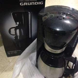 GRUNDIG 咖啡壺