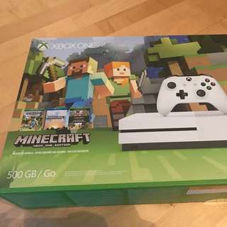 Xbox One Minecraft Favourites edition