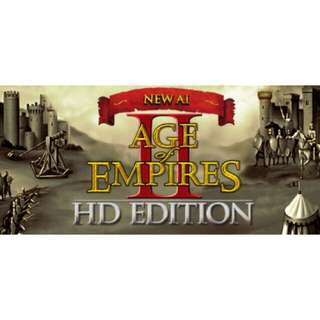 Age of Empires II HD Steam Game PC 💻