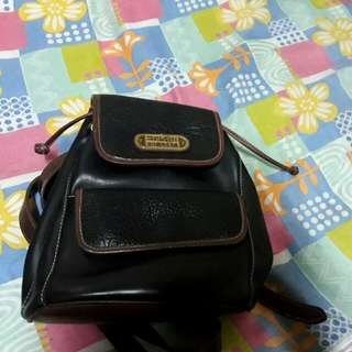 Preloved - Authentic Esprit Backpack - Black