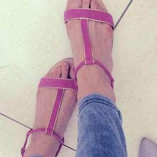 Zara 涼鞋