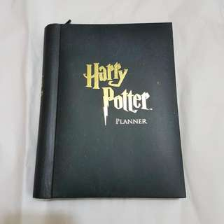 Harry Potter Collection: Vintage Harry Potter Planner (With Box)