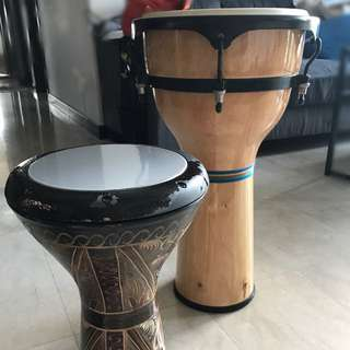 Egyptian Hand Drums