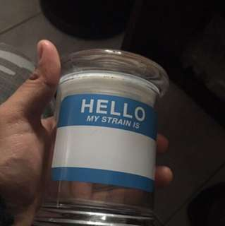 Stash Jar