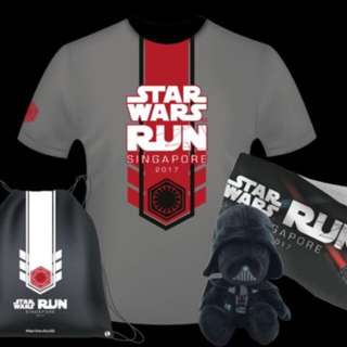 XXS Star Wars Run Bundle Pack Dark Side